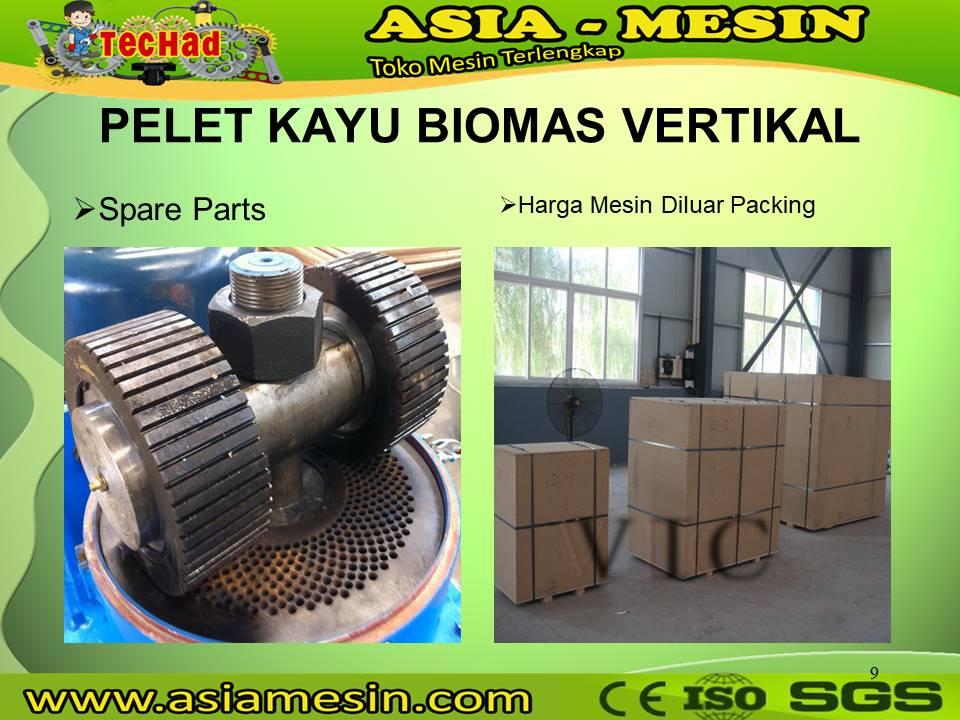 mesin pelet biomassa