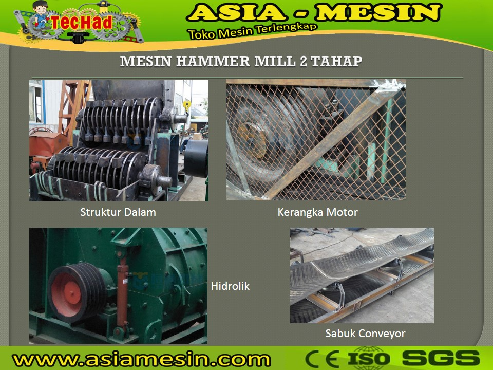 Jual Mesin Hammermill, Mesin Penghancur Pasir, Mesin Hammer Mill Batu